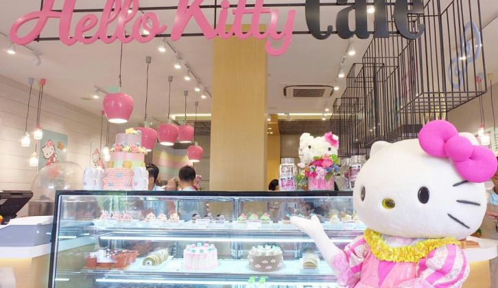 Hello Kitty Cafe - PIK
