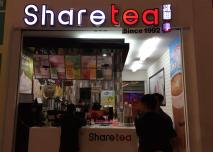 Review  Share Tea